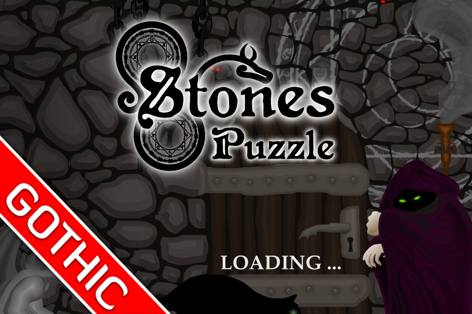 Puzzle Stones - Riddle & Magic, Alchemy Challenge